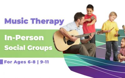 Music Therapy In-Person Groups