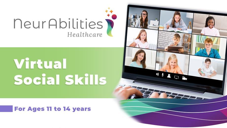 Virtual Social Skills Program