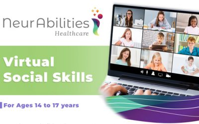 Virtual Social Skills Program Sept-Nov 2020
