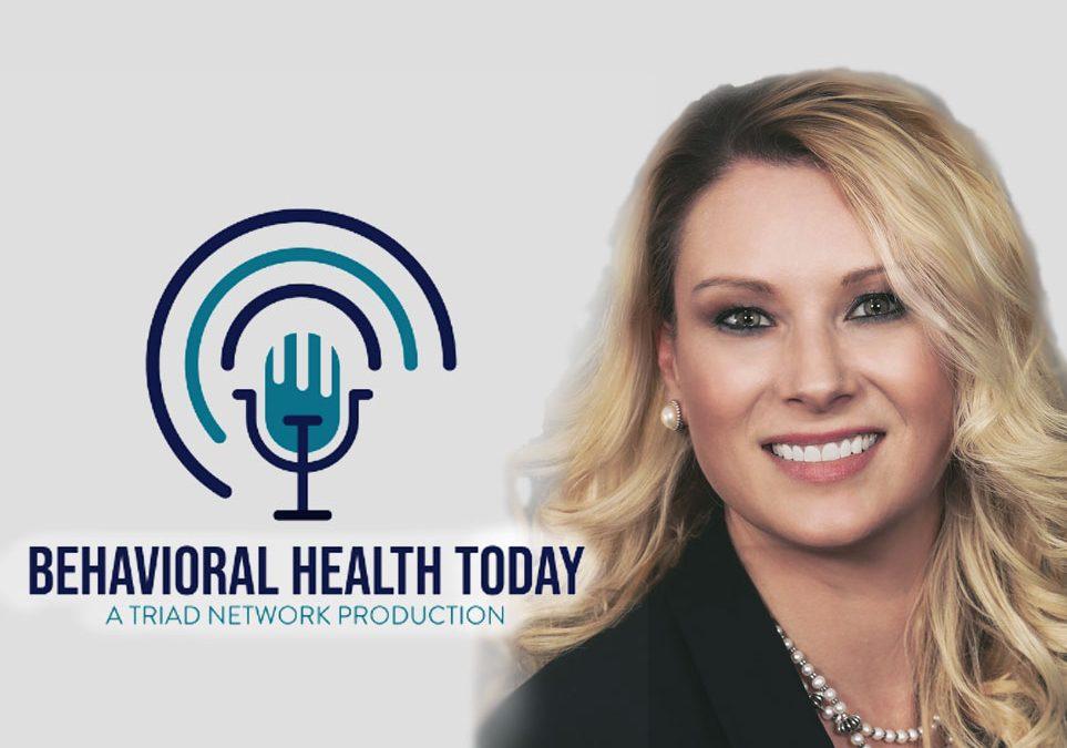 Podcast: Kathleen Stengel on Behavioral Health Today