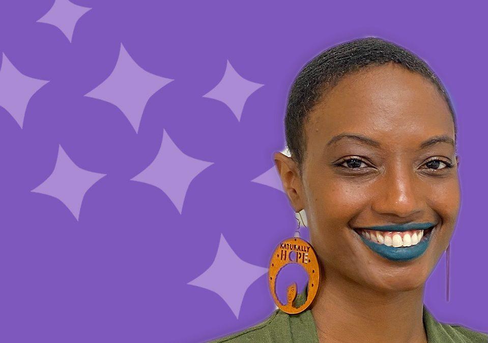 Staff Spotlight: Danielle Marshall