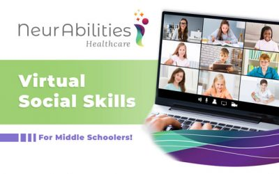 Virtual Social Skills for MIDDLE SCHOOLERS Fall 2020