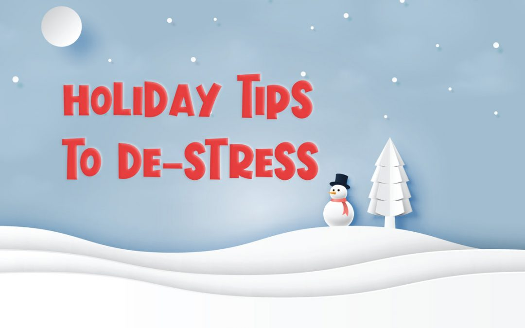 Holiday Tips to Reduce Stress for Neurodiverse Children