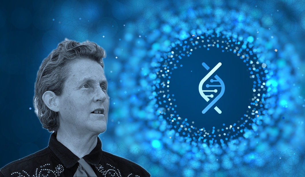 The Temple Grandin Genome