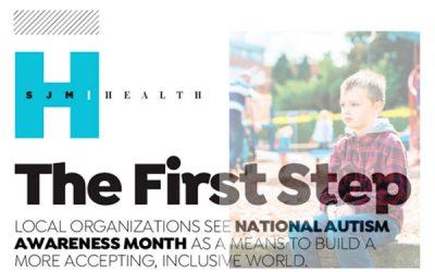 SJ Magazine Autism Awareness Business Profiles