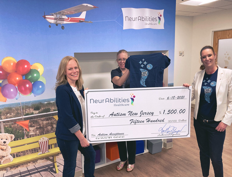 T Shirt Fundraiser to Help N.J. Adults with Autism