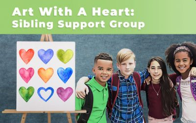 Art With A Heart: Sibling Support Group